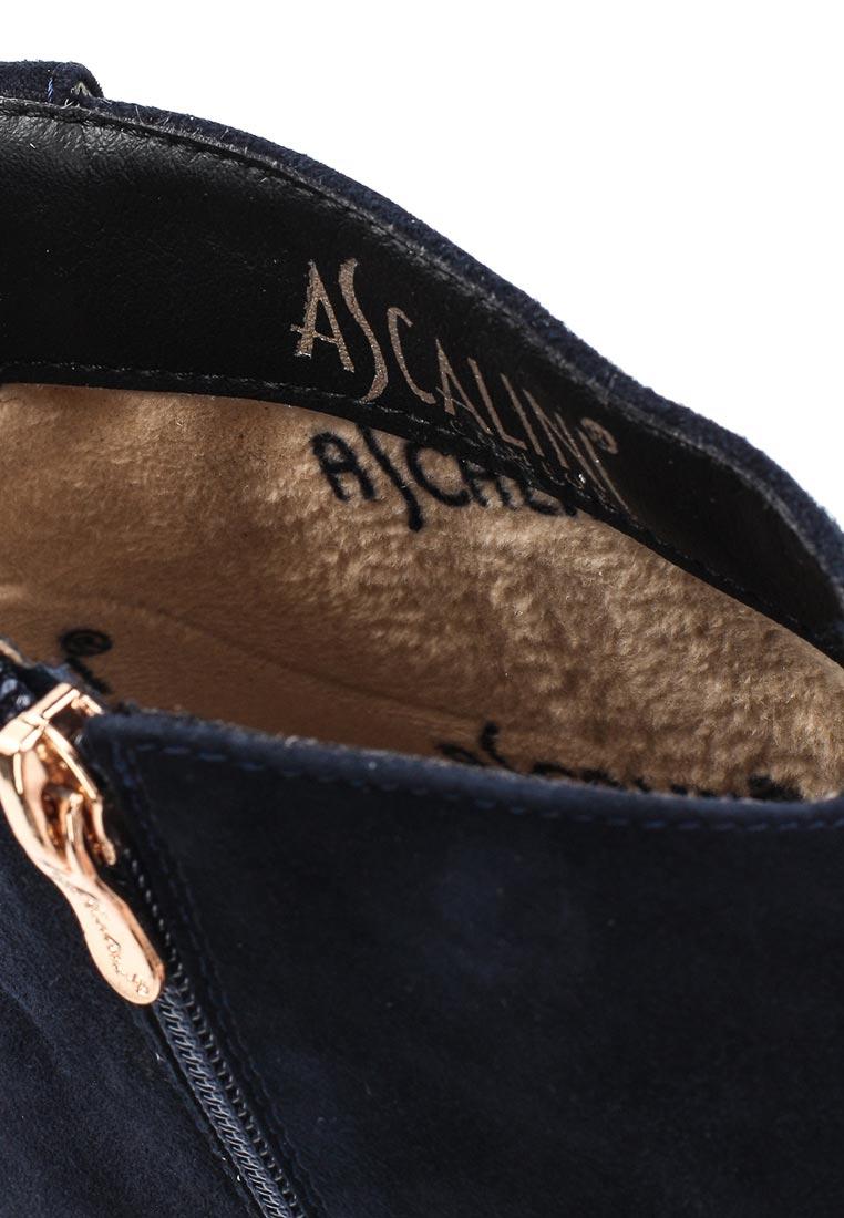 Полусапоги Ascalini D14268: изображение 5