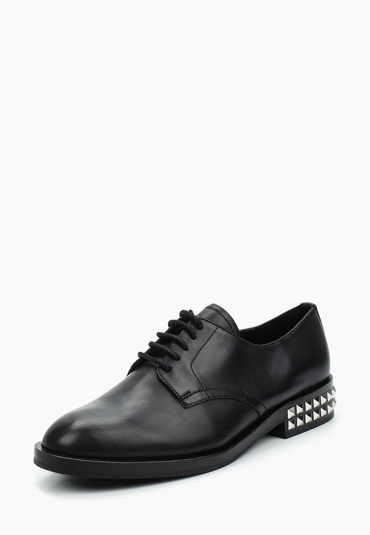 Женские ботинки Ash (Аш) WINNIE (FW16-M-115880-001)