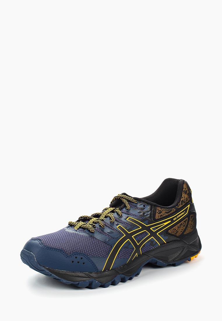 Мужские кроссовки Asics (Асикс) T724N: изображение 1