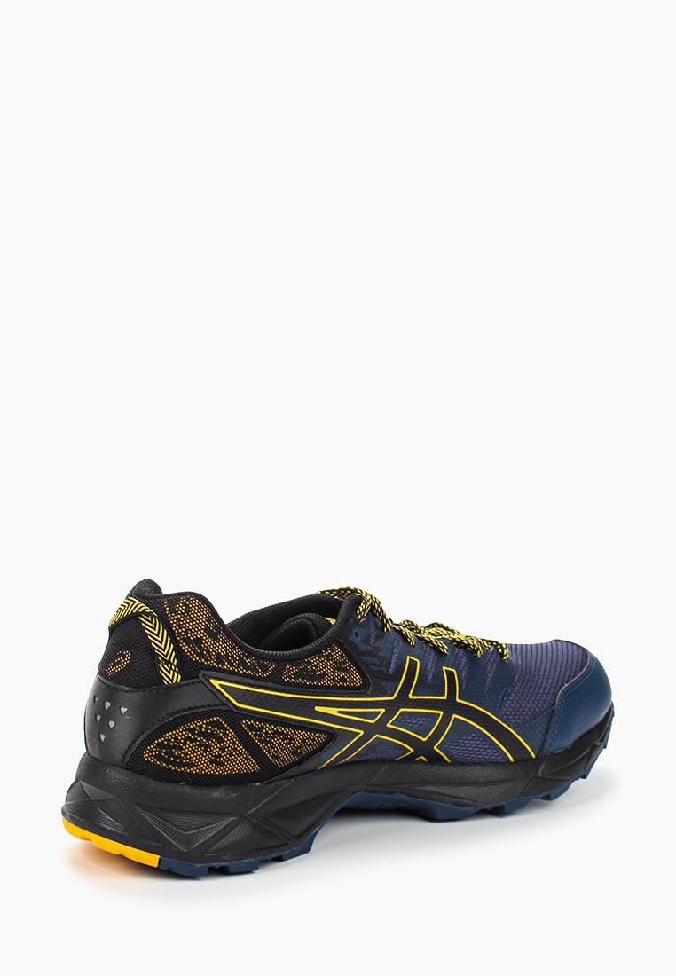 Мужские кроссовки Asics (Асикс) T724N: изображение 2