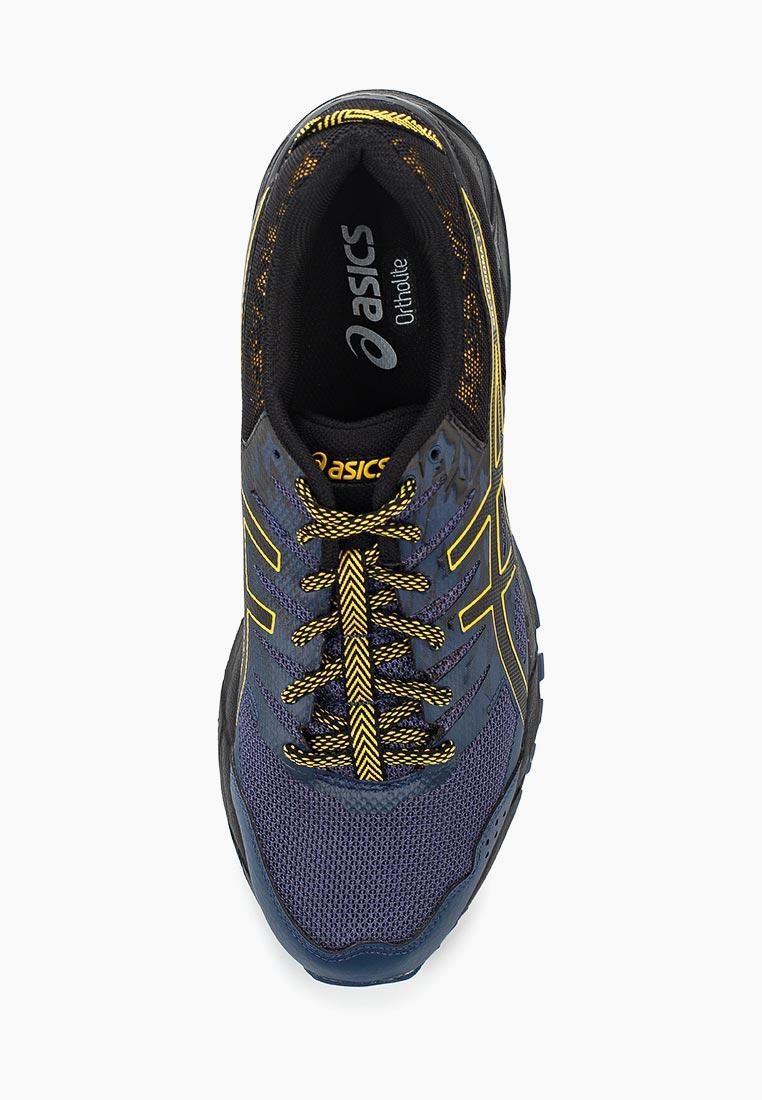 Мужские кроссовки Asics (Асикс) T724N: изображение 4