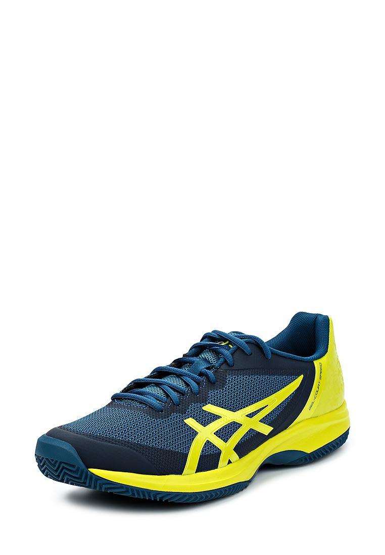 Мужские кроссовки Asics (Асикс) E801N