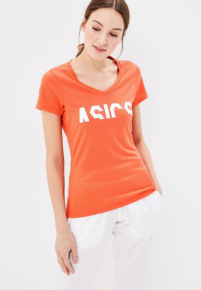 Футболка с коротким рукавом Asics (Асикс) 155242