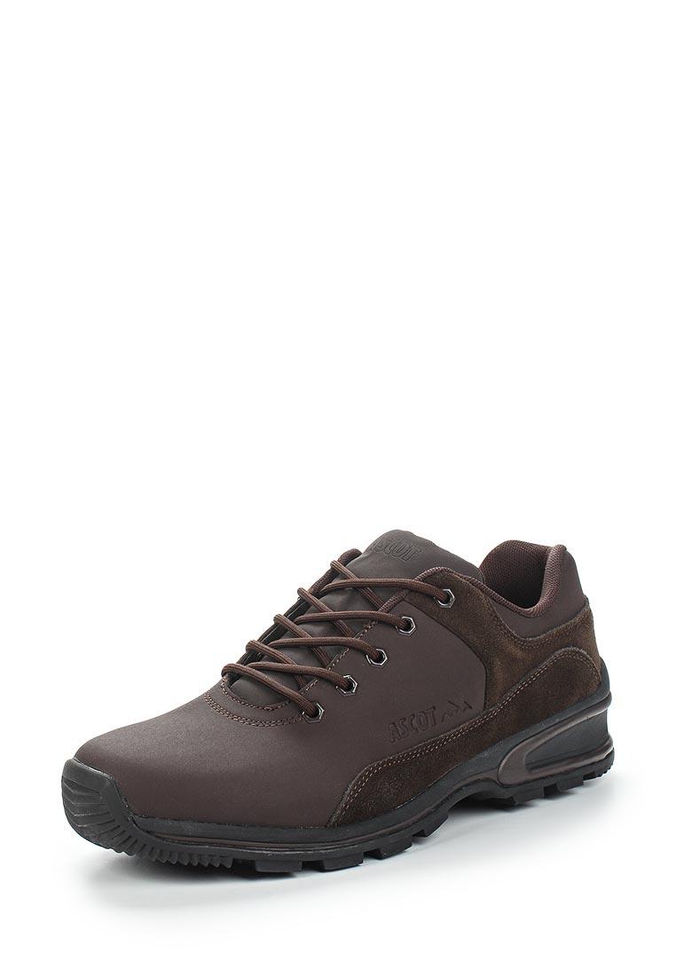 Мужские ботинки Ascot (Аскот) SH 2682-03 CHALLENGER