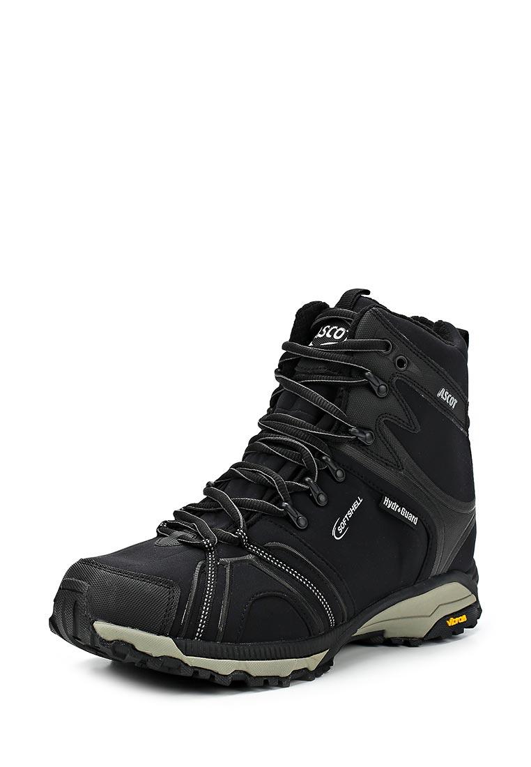 Спортивные мужские ботинки Ascot (Аскот) SJ 1416 CUSCO