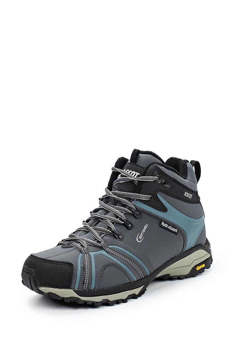 Мужские спортивные ботинки Ascot (Аскот) SJ 1414 CUSCO