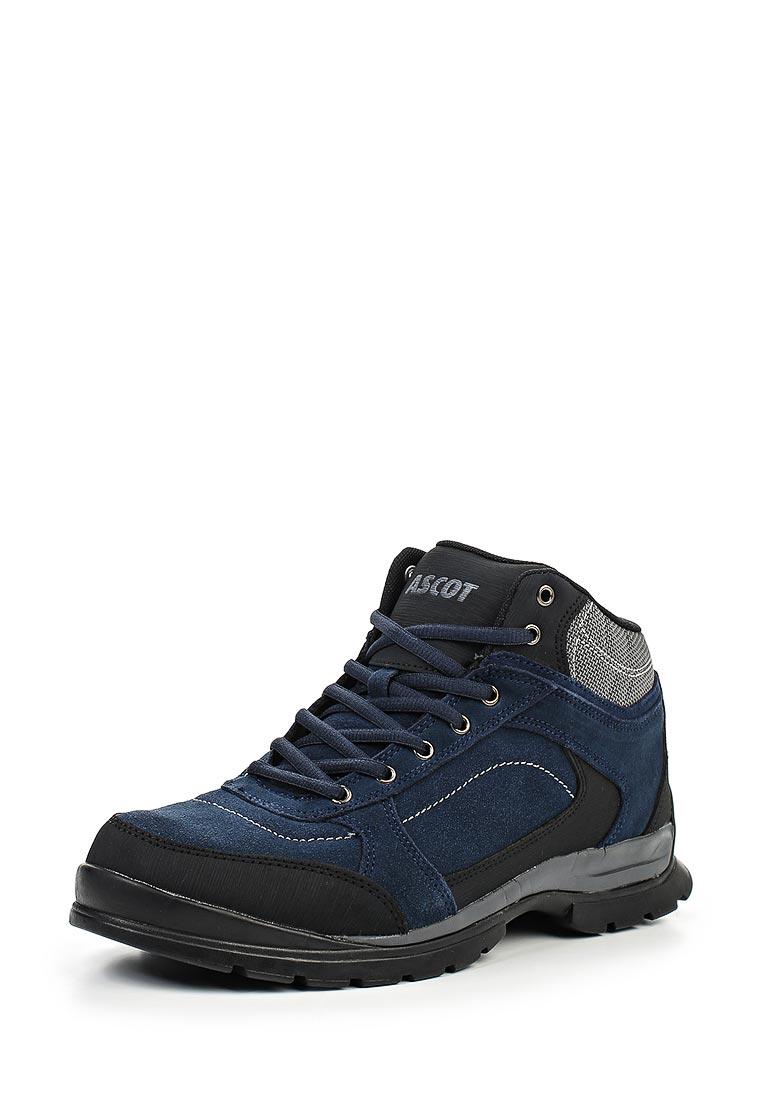 Спортивные мужские ботинки Ascot (Аскот) SH 2690-02 HARRY