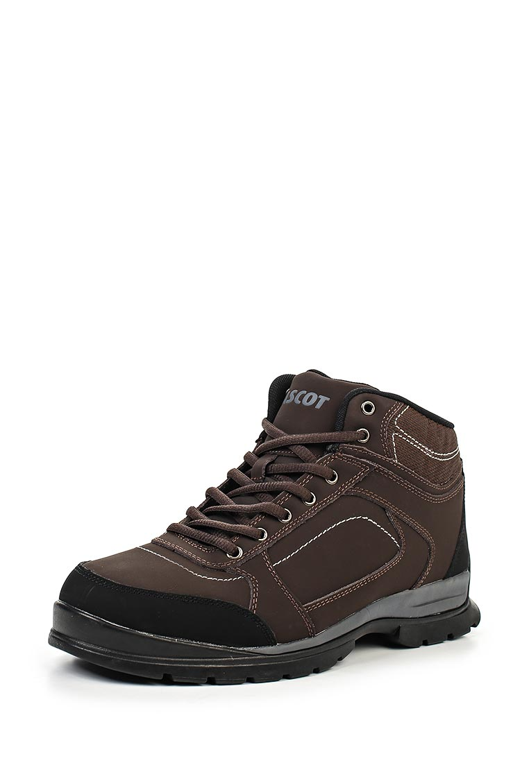Мужские ботинки Ascot (Аскот) SH 2690-03 HARRY