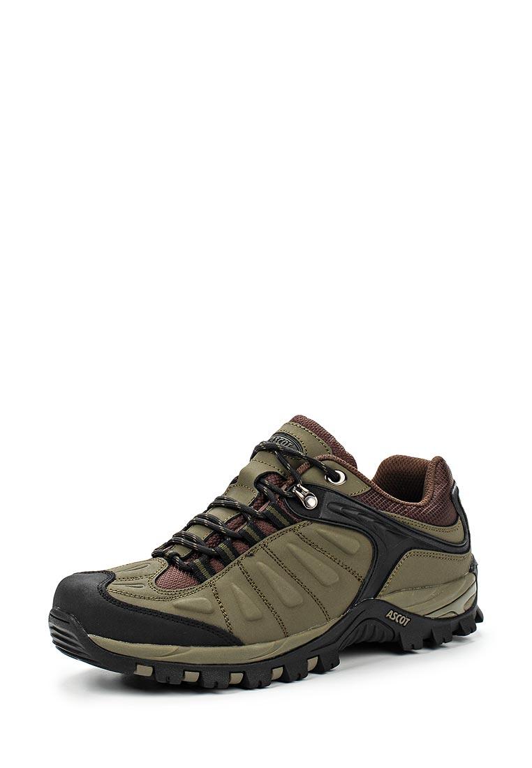 Спортивные мужские ботинки Ascot (Аскот) SH 2122-01 VORTEX