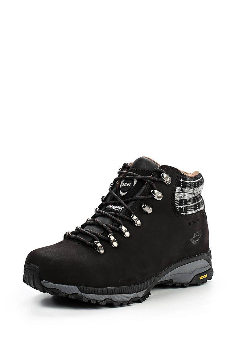 Спортивные мужские ботинки Ascot (Аскот) T877-18 KENIA