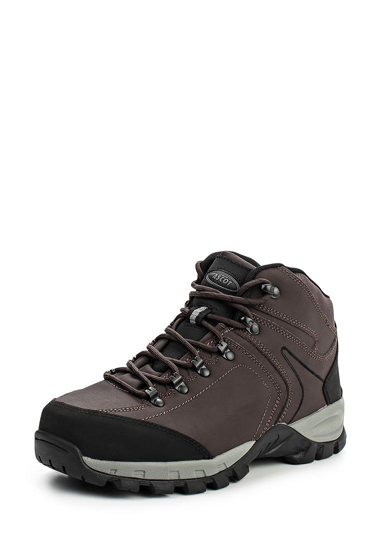 Спортивные мужские ботинки Ascot (Аскот) SH 2683-07 BERLIN