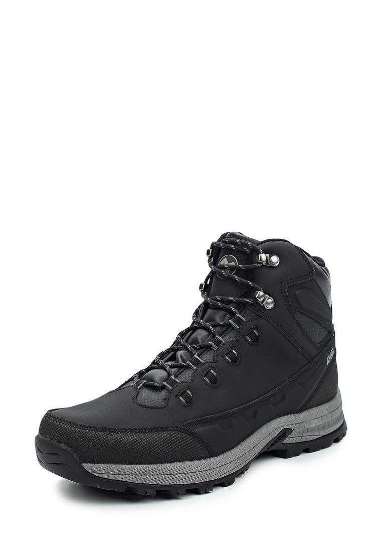Спортивные мужские ботинки Ascot (Аскот) SH 2727 001 BUNKER
