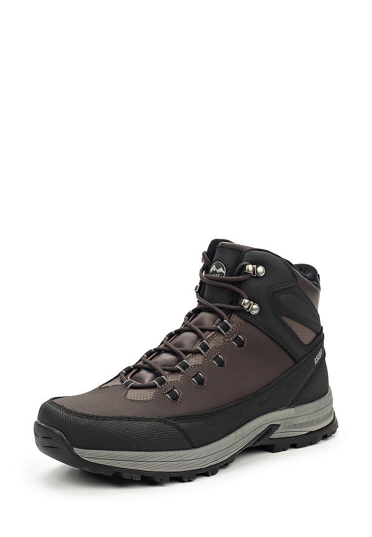 Спортивные мужские ботинки Ascot (Аскот) SH 2727 003 BUNKER