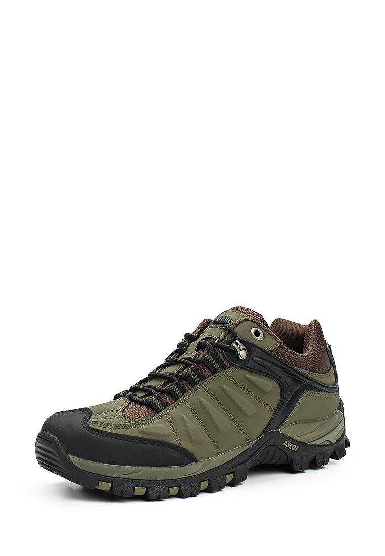 Спортивные мужские ботинки Ascot (Аскот) SHN 2120 004 VORTEX