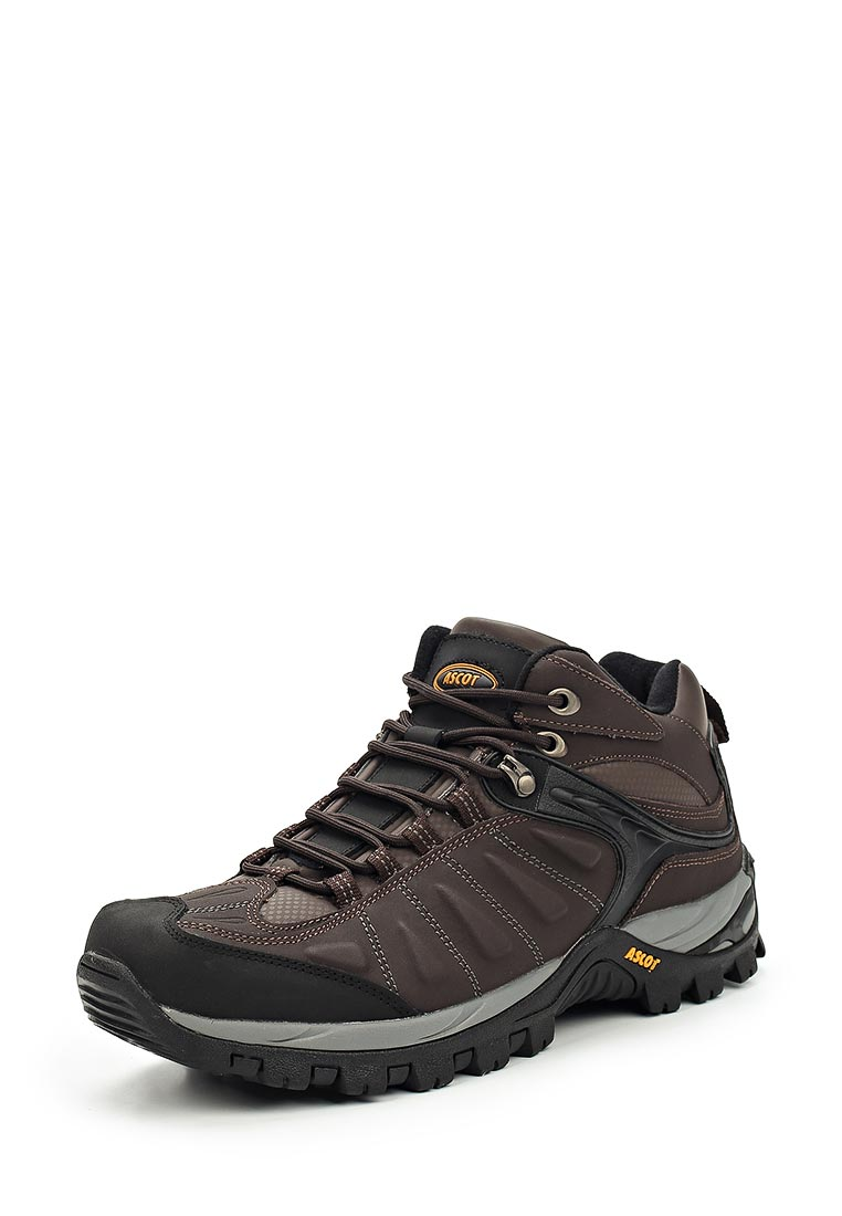 Спортивные мужские ботинки Ascot (Аскот) SHN 2121 002 VORTEX MID