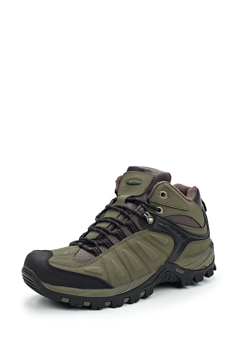 Спортивные мужские ботинки Ascot (Аскот) SHN 2121 003 VORTEX MID