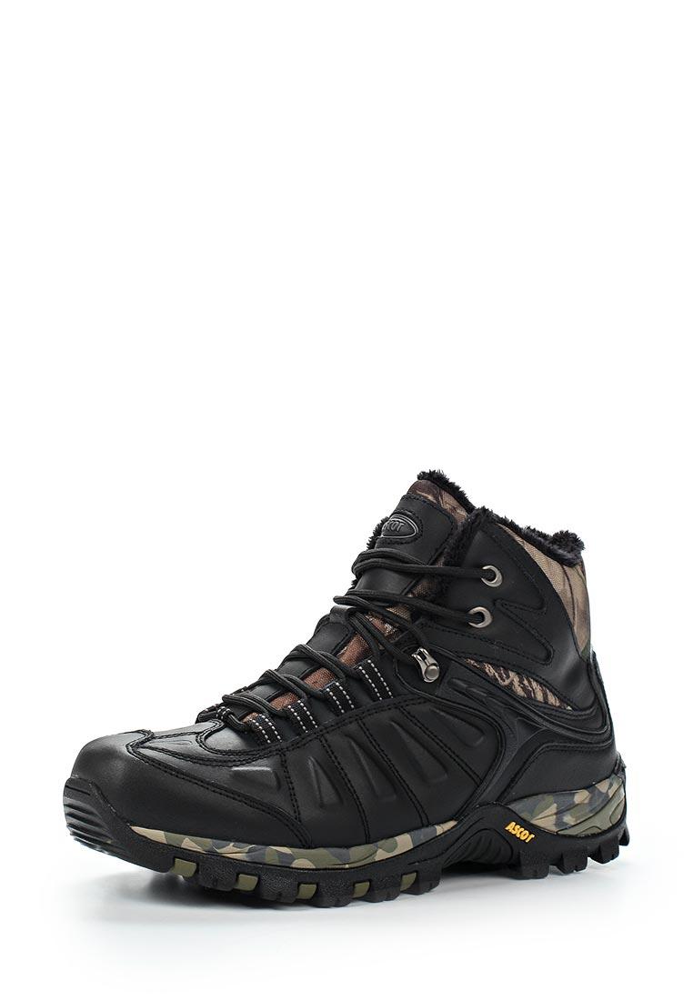 Спортивные мужские ботинки Ascot (Аскот) SHN 2122 004 VORTEX HIGH
