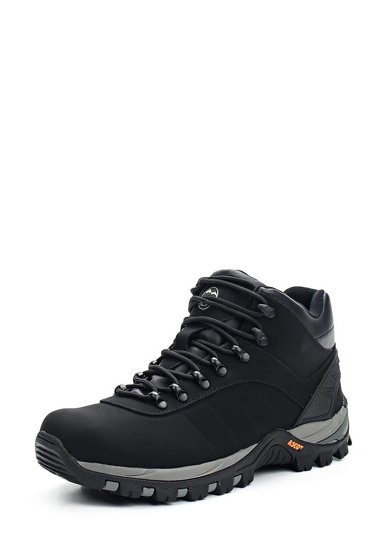 Спортивные мужские ботинки Ascot (Аскот) SHN 2500 009 CALM