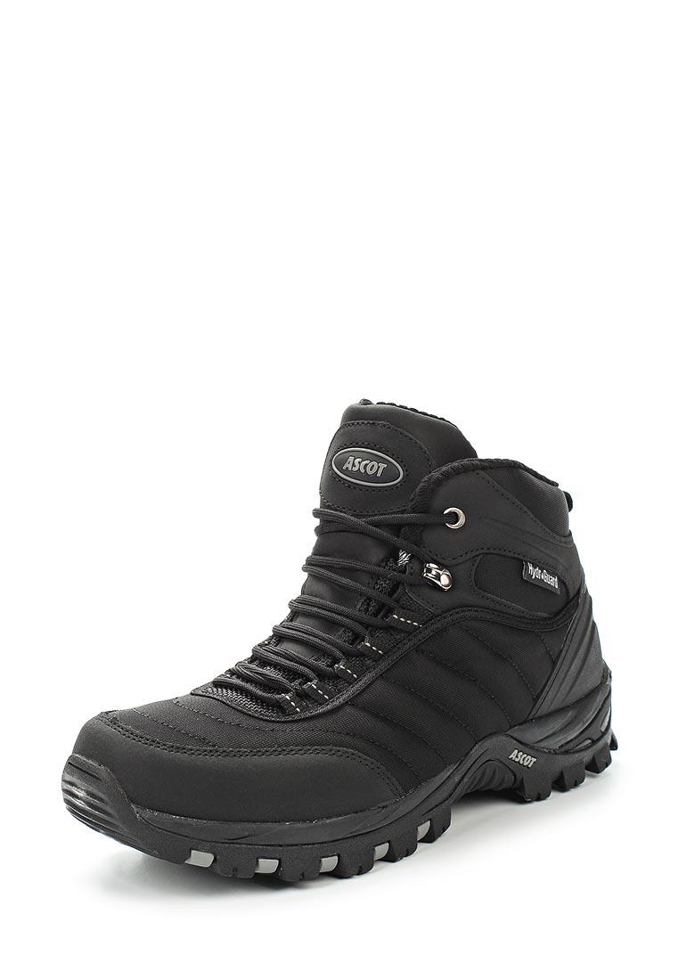Спортивные мужские ботинки Ascot (Аскот) SHN 2703 018 MOONSCAPE