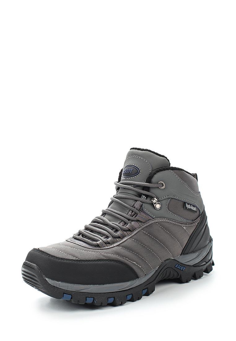 Спортивные мужские ботинки Ascot (Аскот) SHN 2703 020 MOONSCAPE