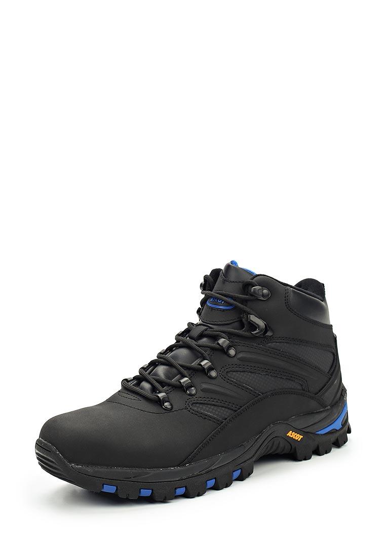Спортивные мужские ботинки Ascot (Аскот) SHN 2712 006 COB
