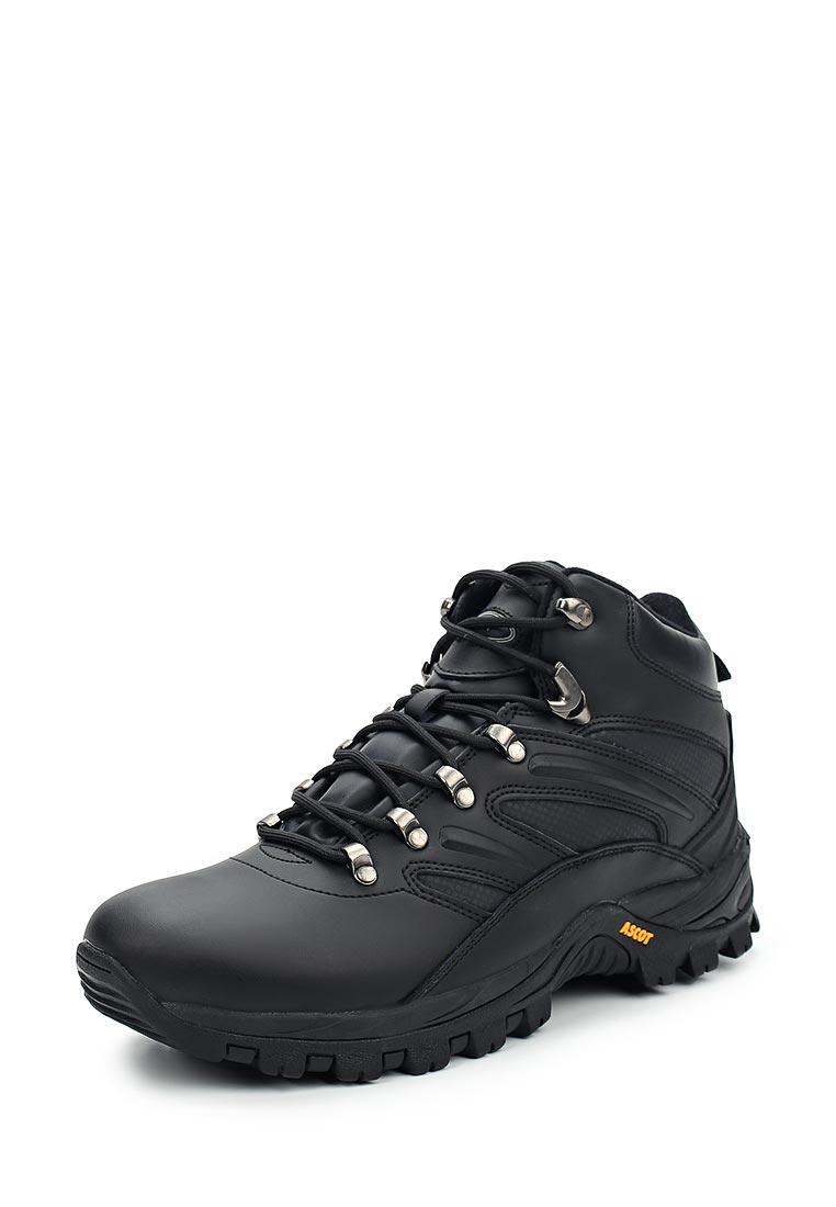 Спортивные мужские ботинки Ascot (Аскот) SHN 2712 007 COB
