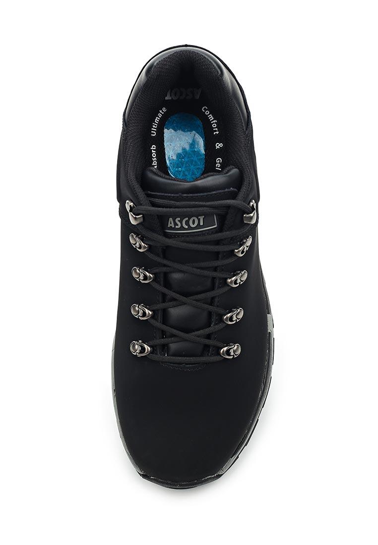 Мужские кроссовки Ascot (Аскот) SHN 3126 001 MONTARA LOW: изображение 4