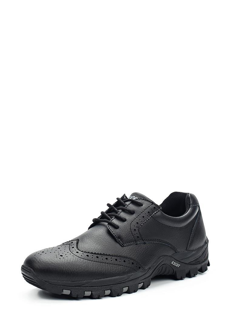 Спортивные мужские ботинки Ascot (Аскот) SHN 3127 003 BROGUE