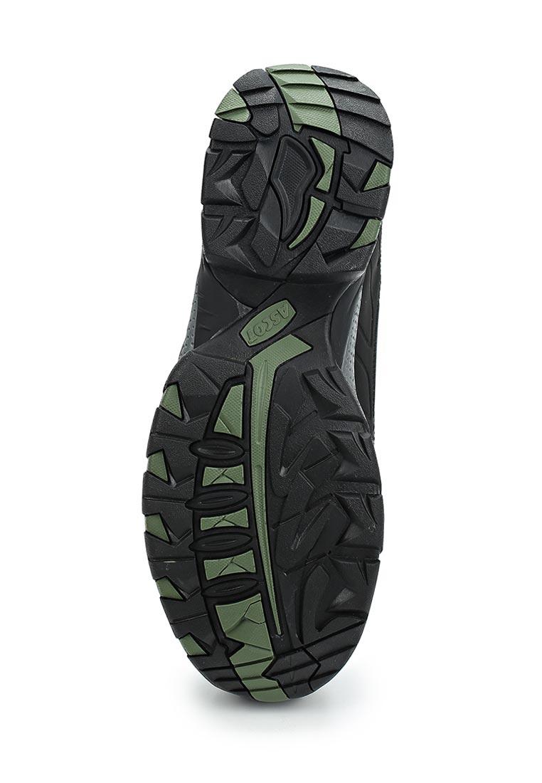 Спортивные мужские ботинки Ascot (Аскот) SHN 3128 001 TANZANIA LOW: изображение 3