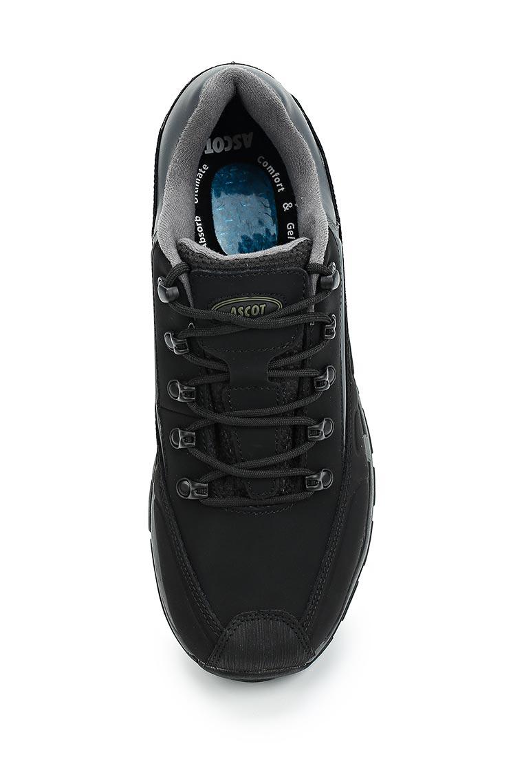 Спортивные мужские ботинки Ascot (Аскот) SHN 3128 001 TANZANIA LOW: изображение 4