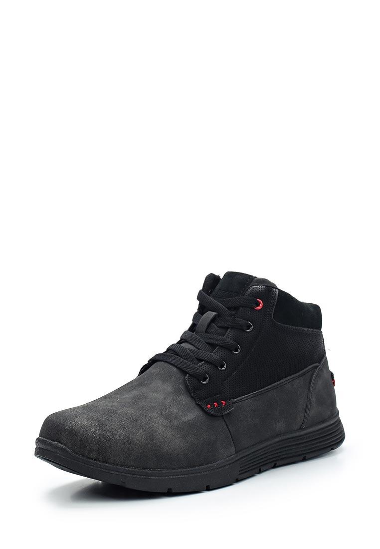 Мужские ботинки Ascot (Аскот) STN 0266 001 COPPER