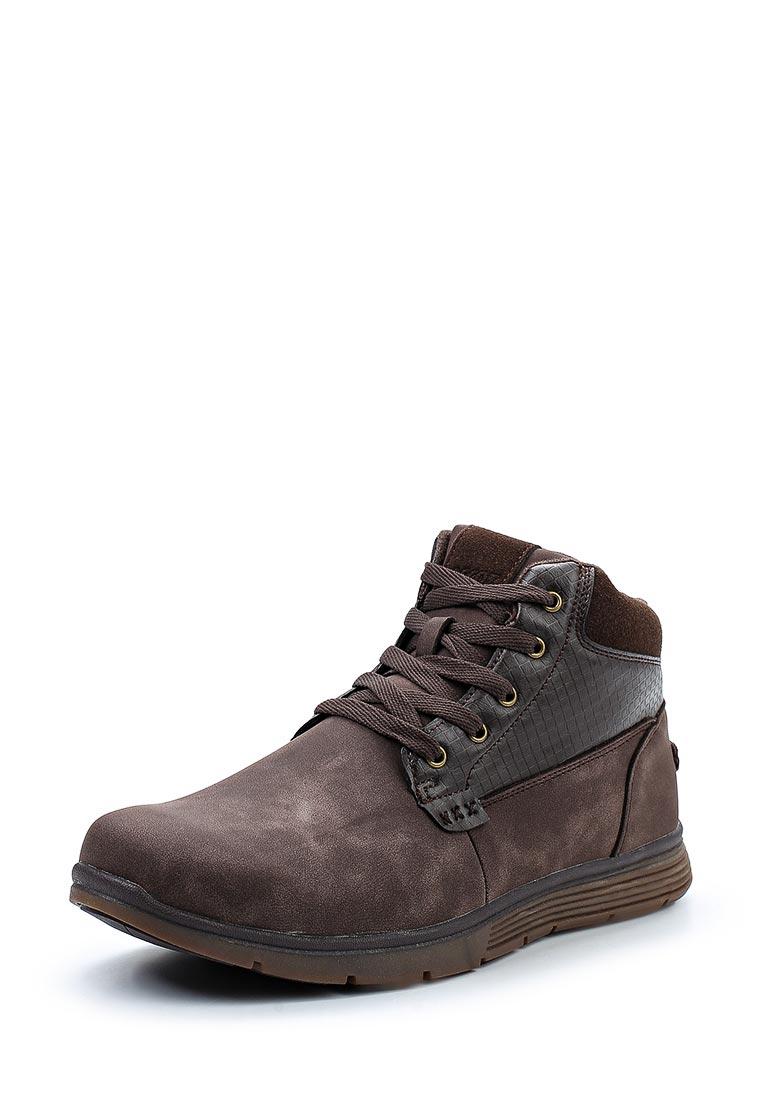 Мужские ботинки Ascot (Аскот) STN 0266 002 COPPER