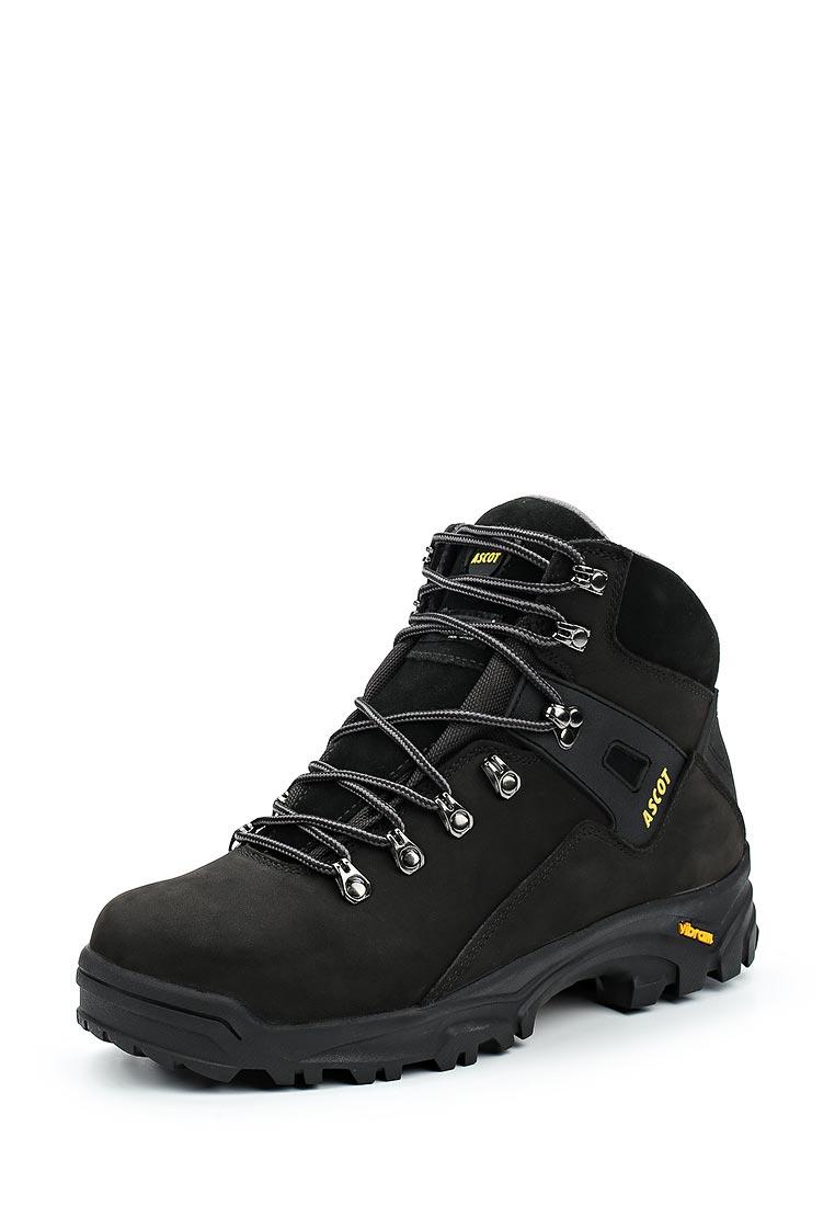 Спортивные мужские ботинки Ascot (Аскот) T1006N 001 HIMALAYA