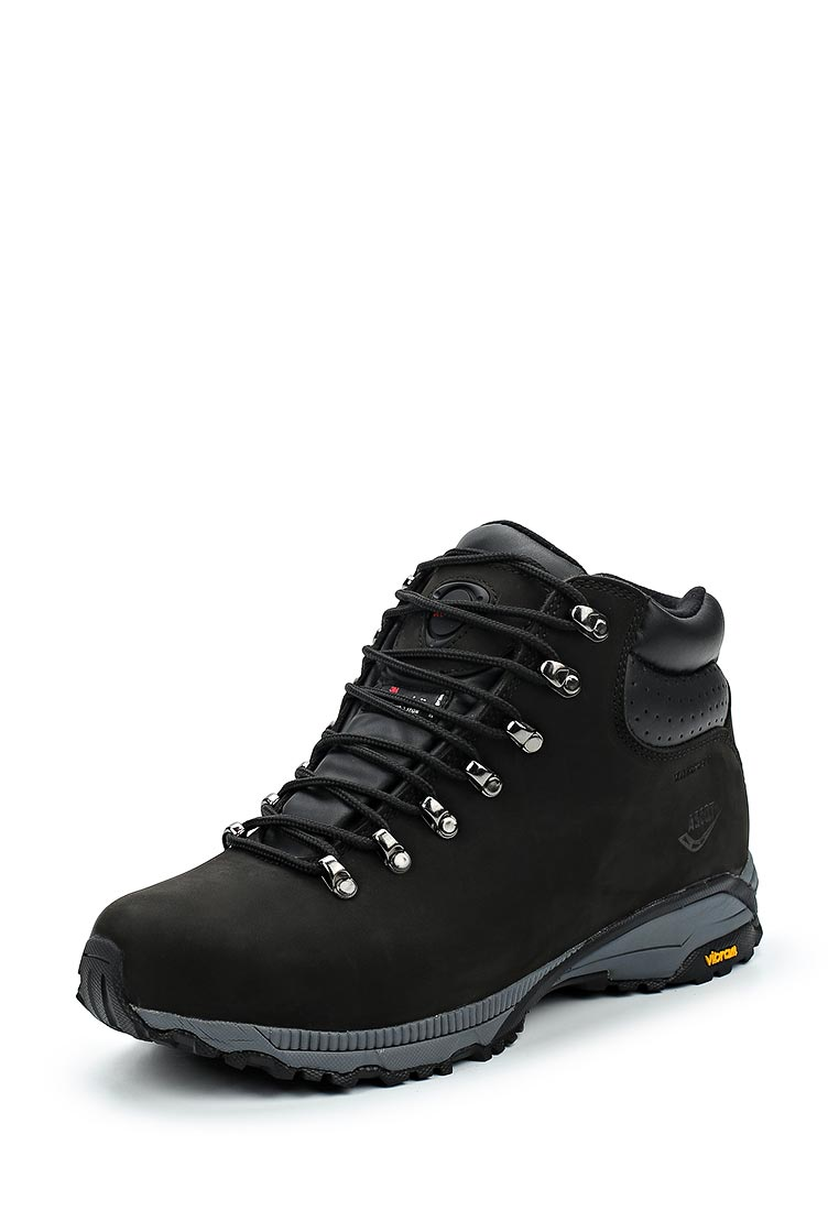 Спортивные мужские ботинки Ascot (Аскот) T877N 001 KENIA