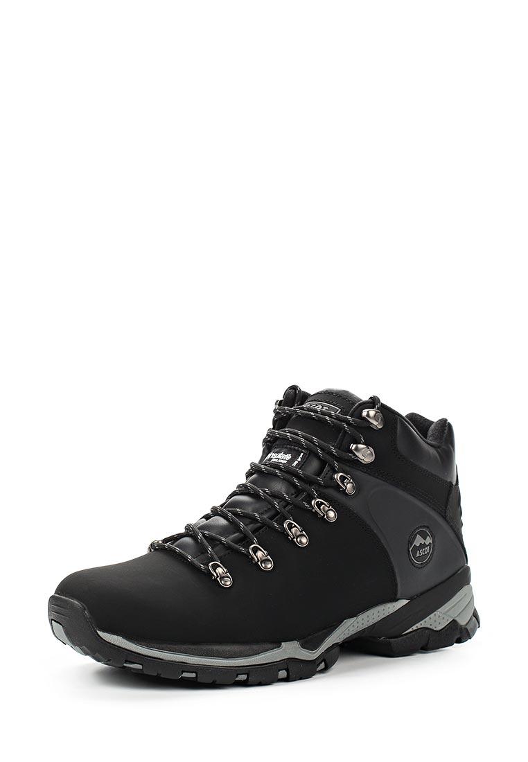 Спортивные мужские ботинки Ascot (Аскот) TN879 004 MONTARA