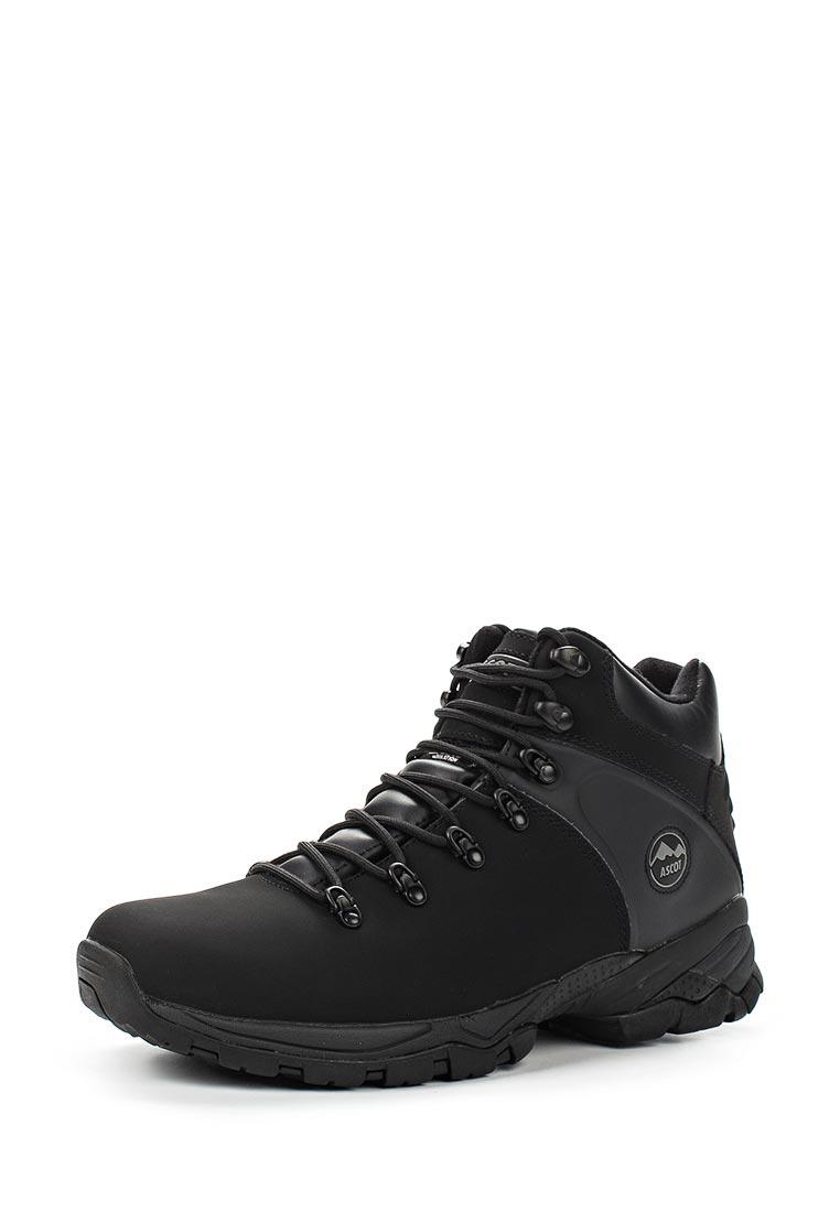Спортивные мужские ботинки Ascot (Аскот) TN879 006 MONTARA
