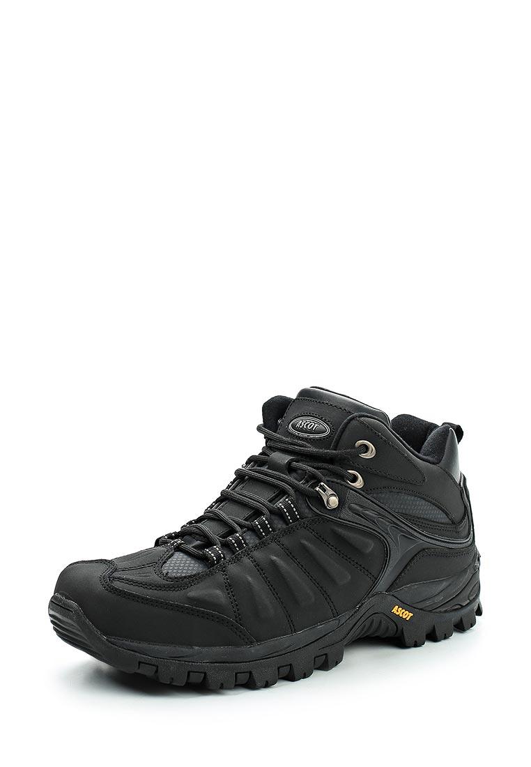 Спортивные мужские ботинки Ascot (Аскот) SHN 2121 001 VORTEX MID