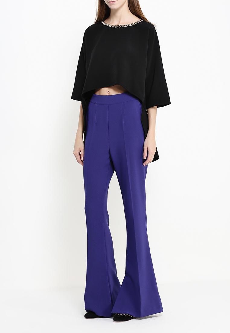 Женские широкие и расклешенные брюки Atos Lombardini P04031: изображение 6