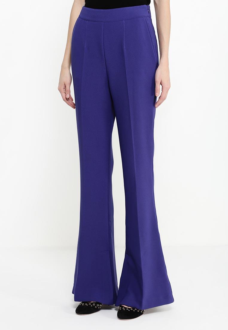 Женские широкие и расклешенные брюки Atos Lombardini P04031: изображение 7