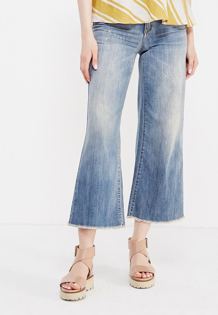 Широкие и расклешенные джинсы Atos Lombardini P04009