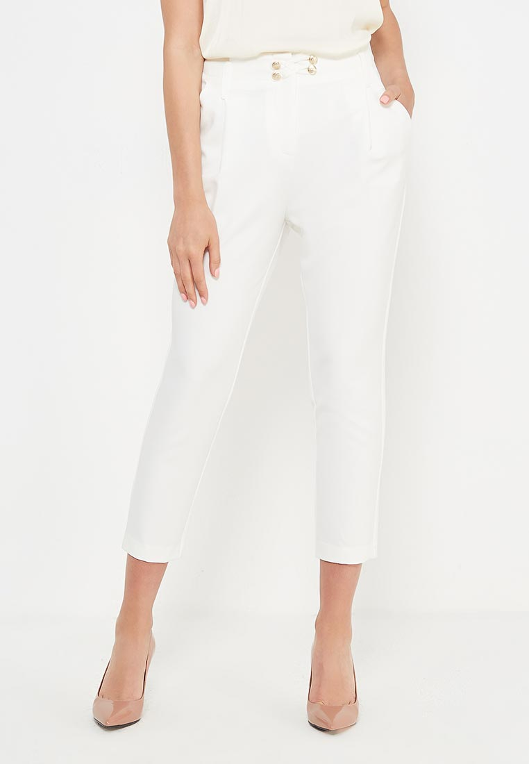 Женские зауженные брюки Atos Lombardini P04003