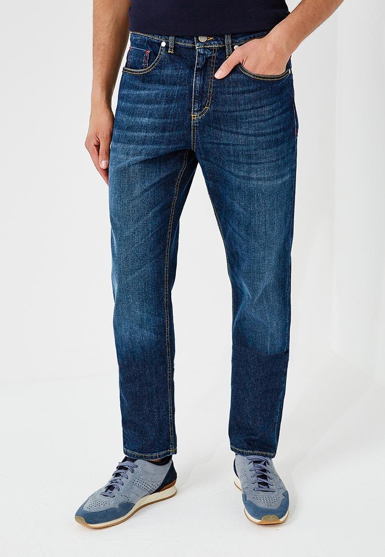 Зауженные джинсы Automobili Lamborghini 9010866CCU143M