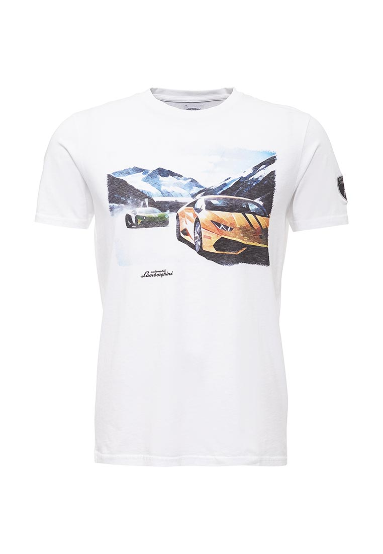 Футболка Automobili Lamborghini 9012085CCW017EM