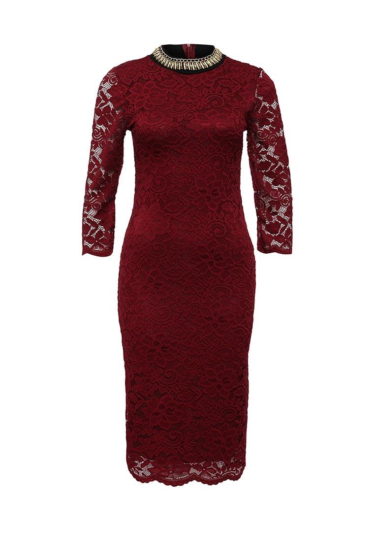 Платье-миди Aurora Firenze S28-15137: изображение 1