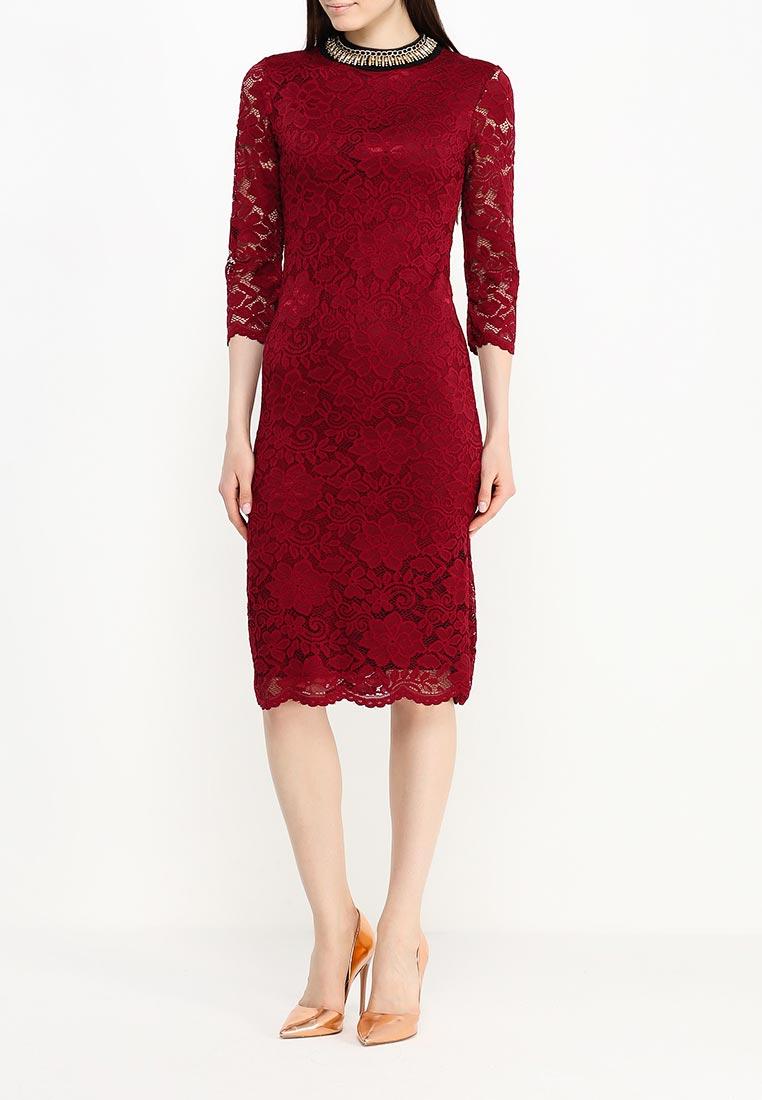 Платье-миди Aurora Firenze S28-15137: изображение 2
