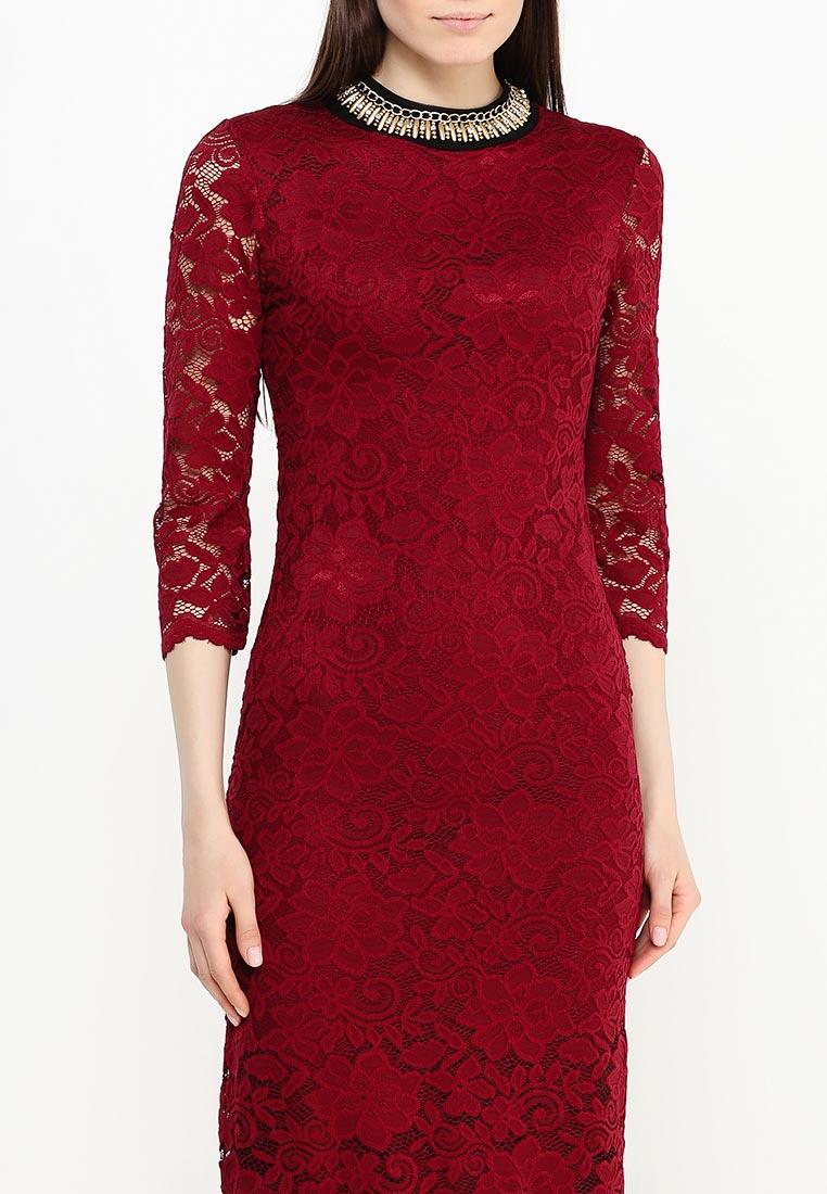 Платье-миди Aurora Firenze S28-15137: изображение 3