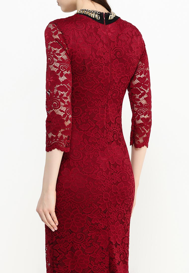 Платье-миди Aurora Firenze S28-15137: изображение 4