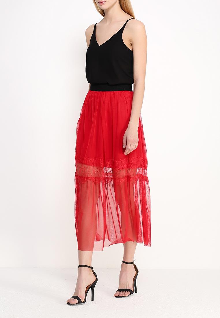 Широкая юбка Aurora Firenze S25-50092: изображение 2