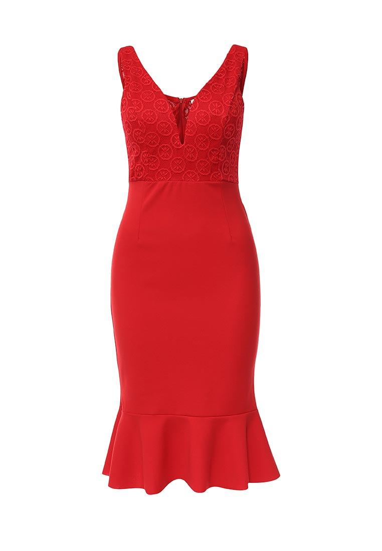 Платье-миди Aurora Firenze S34-2824