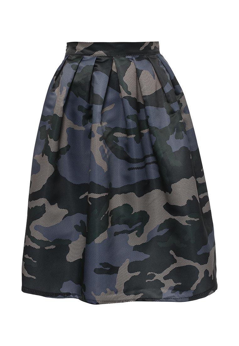 Широкая юбка Aurora Firenze A008-703